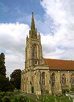 All Saints Church, Marlow