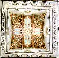 St. David's Cathedral Ceiling