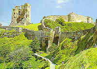 Scarborough Castle