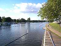 Royal Regatta Rowing Course
