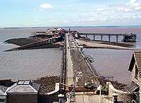 Birnbeck Pier - Weston Super Mare