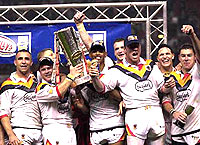 2001 League & Grand Final Winners - Bradford Bulls.
