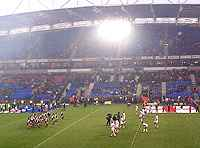 Rugby League World Cup - England v. New Zealand - The Haka