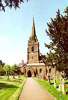 Pattingham Church